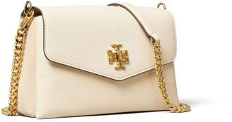 Tory Burch Kira Mixed-Materials Mini Bag