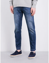 Stella Mccartney Tapered Mid-rise Jeans