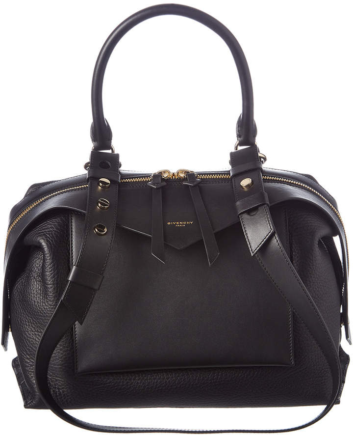 Givenchy Medium Sway Leather Shoulder Bag
