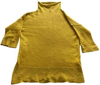 Ohne Titel Green Wool Knitwear for Women