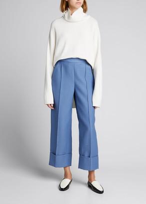 Rachel Comey Rotation High-Rise Cuffed Pants
