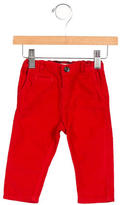 Burberry Girls' Corduroy Straight-Leg Pants
