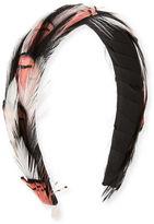 Gigi Burris Millinery Stella Feather Headband