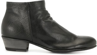 Officine Creative Audrine leather ankle boots
