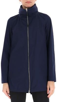 Herno Zipped Rain Jacket