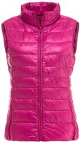 Mochoose Women's Down Puffer Jacket Coat Vest Packable Ultra Light Weight