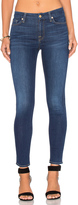 7 For All Mankind b(air) Ankle Skinny