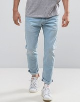 Esprit Skinny Fit Jeans in Bleached Wash