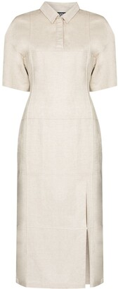 Jacquemus La Robe Carro midi dress
