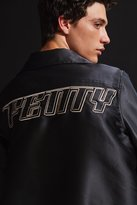 Puma Fenty By Rihanna Oversized Satin Biker Jacket