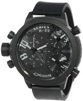 Welder Unisex 8003 K29 Oversize Three Time Zone Chronograph Watch
