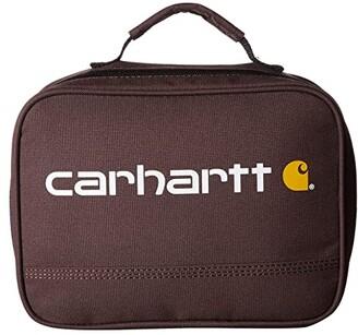 Carhartt Lunch Box (Wine) Handbags