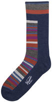 Original Penguin Solid Stripe Sock