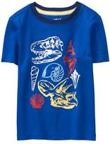Crazy 8 Fossil Tee