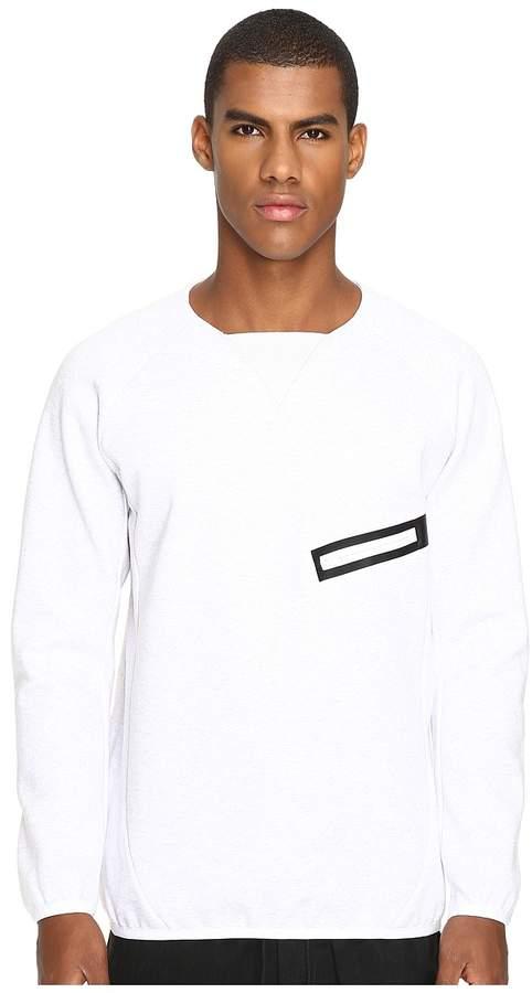 Yohji Yamamoto Future SP Crew Men's Sweatshirt