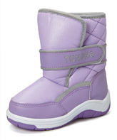 Tundra Lilac Snow Boot