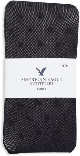 American Eagle AE Swiss Dot Tights