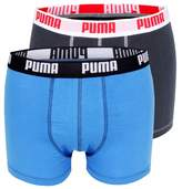 Puma Basic 2 Pack Boxers - Blue