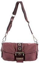 Prada Tessuto & Saffiano Shoulder Bag