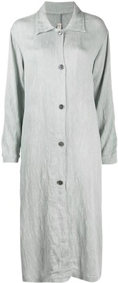 Raquel Allegra Shirt Maxi Dress