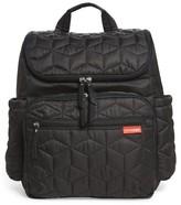 Skip Hop Infant 'Forma' Diaper Backpack - Black