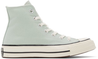 Converse Green Chuck 70 High Sneakers