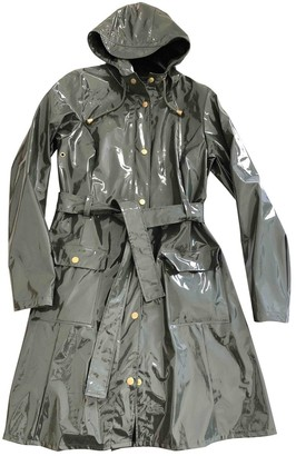 Rains Khaki Trench Coat for Women