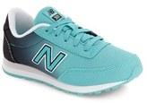 New Balance Girl's 501 Gradient Sneaker