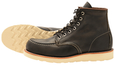 Red Wing Shoes Classic 6 Moc Toe Boots, Charcoal
