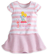 Disney Tinker Bell Knit Dress with Bloomers for Baby