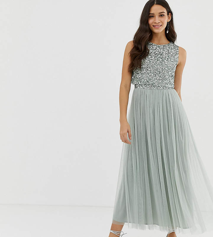 5320f37888c Bridesmaid Dress Sequin - ShopStyle