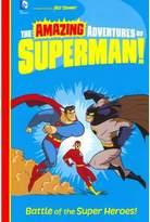 Battle of the Super Heroes! (Paperback) (Yale Stewart)