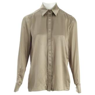 Givenchy \N Beige Silk Tops