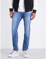 Nudie Jeans Tilted Regular-fit Tapered Jeans