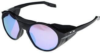 Oakley Clifden (Polarized Black/Prizm Snow Sapphire) Sport Sunglasses