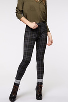 Sanctuary Hunter Plaid Legging Pants