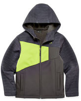 Weatherproof Vertical 9 Hooded Softshell Jacket - Boys 8-20