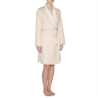 Eberjey Alpine Chic The Aspen Robe Shell S