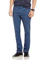 Michael Kors Parker Slim-Fit Stretch 5-Pocket Pants