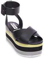 Steve Madden Women's Macer Wedge Sandal