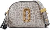 Marc Jacobs Croc Embossed Shutter Camera Bag