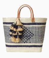 Mar y Sol Ibiza Tassel Tote Bag