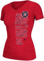 adidas Women's Chicago Fire Slim-Fit T-Shirt
