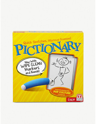 Selfridges Board Games Pictionary board game