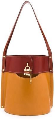 Chloé medium Aby bucket bag
