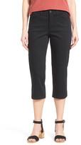 NYDJ &Ariel& Stretch Crop Jeans