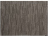 Chilewich Bamboo Place Mats, Grey Flannel