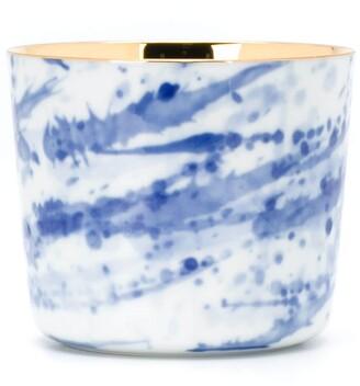 Fürstenberg Marble-Effect Cup