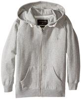 Quiksilver Everyday Zip Fleece Top Boy's Clothing