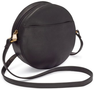 Le Donne Leather Canteen Crossbody